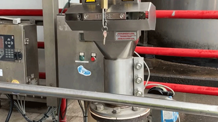 Eclipse Magnetics' separator used by confectionery giant