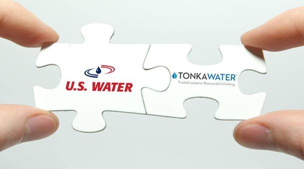 US Water Services has acquired Tonka Water.