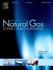 Journal of Natural Gas Science and Engineering