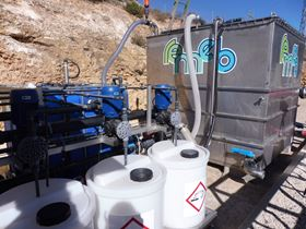 The REMEB project has led to the successful development of an MBR made from recycled ceramics based on waste from several agro-industrial processes.