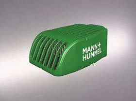 MANN+HUMMEL's Fine Dust Particle Filter has achieved its targeted separation efficiency.