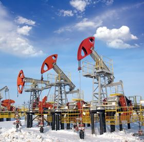 Oil and gas wells often tend to be in isolated places, offshore or onshore.