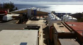 The Maspalomas-l desalination plant in Gran Canaria is seeing increased demand.