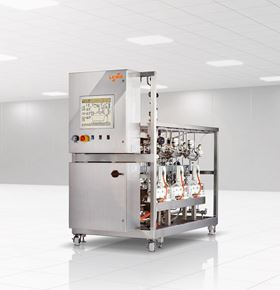 Thanks to the chromatography system from Lewa, processes can be reproduced with high precision.
