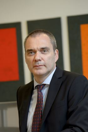 Nico Delvaux, who becomes president and CEO of Metso Corp in August 2017.
