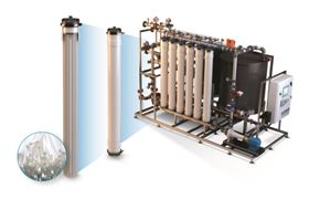 Membrane system boosts water reuse