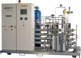 Figure 1. ORION™ provides purified water solutions.