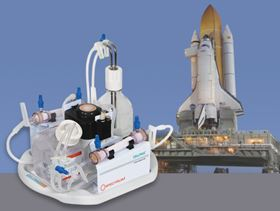 CellMax bioreactors from Spectrum will be used in two science experiments on the next Space Shuttle flight to the International Space Station