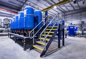 Yorkshire Water's Tophill plant uses a nitrate solution from ACWA.