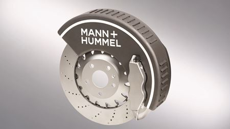 Mann+Hummel creates filter to target brake dust