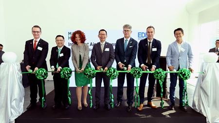 Mann+Hummel opens Asia Pacific HQ for Intelligent Air Solutions in Singapore