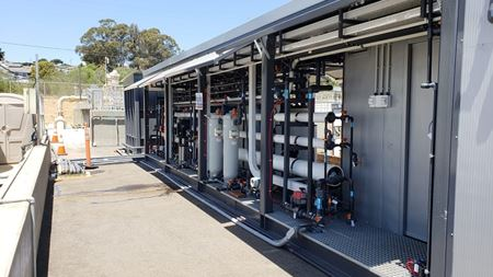 IDE's wastewater reuse technology success