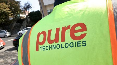 Xylem to acquire Pure Technologies