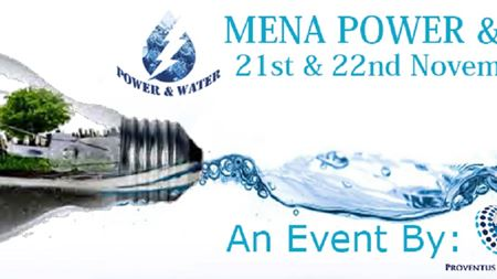 MENA Power & Water Conference 2018