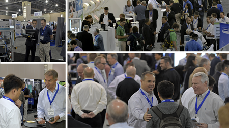 Filtration 2018 connects and informs industry