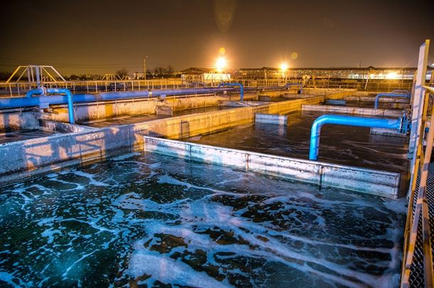 If a plant does not abide with the rules surrounding wastewater treatment, their licence could be revoked. Image: Vladimir Mulder/Shutterstock